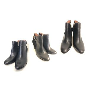 Louise et Cie Leather/Suede Ankle Boots Size 9